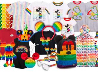 Disney vende gadget per i Gay Pride