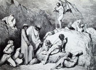La visione dell'Inferno mette in moto la preghiera