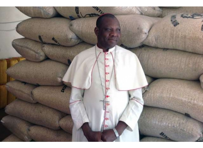Monsignor Dashe Doeme