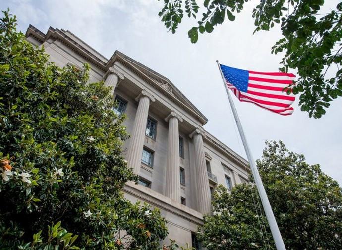 Il Dipartimento di Giustizia Usa