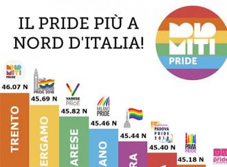 Il presidente della provincia di Trento nega il patrocinio al Gay Pride