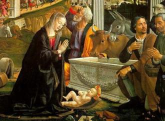 Un Bambino da adorare, parola di pastori