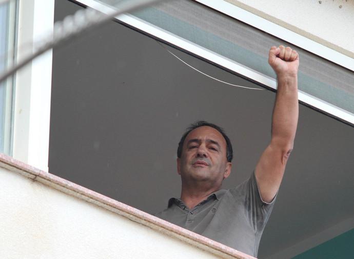 Domenico Lucano, il sindaco di Riace