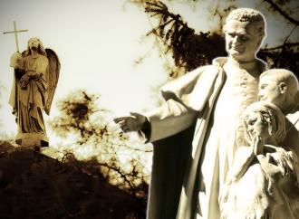 San Giovanni Bosco, il devoto dell'Angelo custode