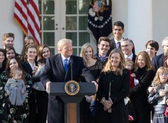Trump for Life, per la prima volta un presidente alla Marcia per la Vita