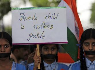 India, la tragedia delle bambine non desiderate
