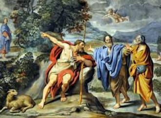 La storia di sant'Andrea in affresco a Roma