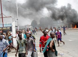 Congo, la processione finisce nel sangue