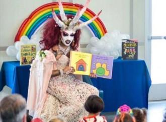 Niente fondi per i drag queen in biblioteca