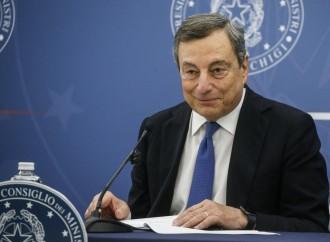 Il gioco di prestigio di Draghi sulle tasse