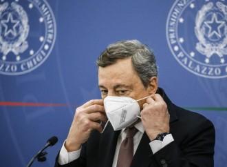 Ed ora Draghi sdogana direttamente l'obbligo vaccinale