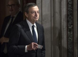 Draghi scende in campo, ma Conte non mollerà mai