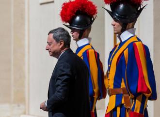 Un Draghi in Vaticano, il sostegno di Oltretevere al banchiere laico