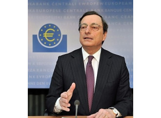 Draghi e cinesi spengono l'entusiasmo di Renzi