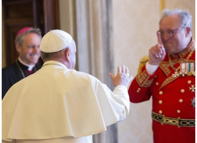 Festing e Papa Francesco