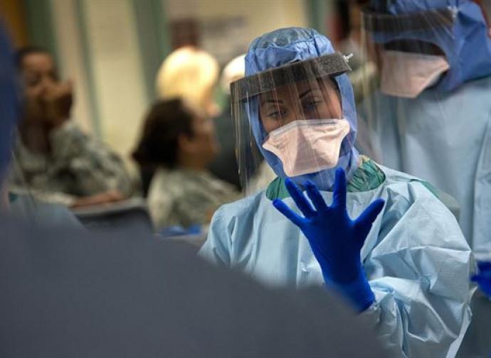 Squadre di soccorso per ebola