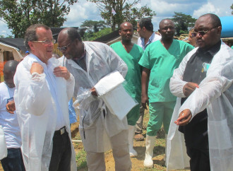 Torna l'incubo di Ebola nella Repubblica democratica del Congo