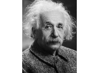 """Einstein, lo scienziato che diceva """"fanatici"""" agli atei"""