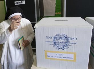 Vescovi ed elezioni, proposte senza contenuti