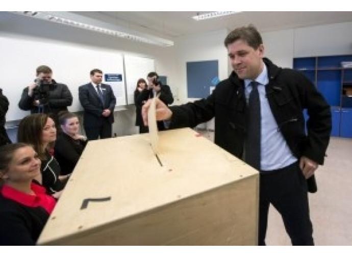 Elezioni in Islanda
