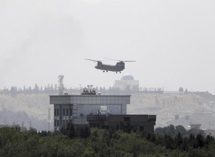 Ritirata da Kabul: l'evacuazione dell'ambasciata Usa