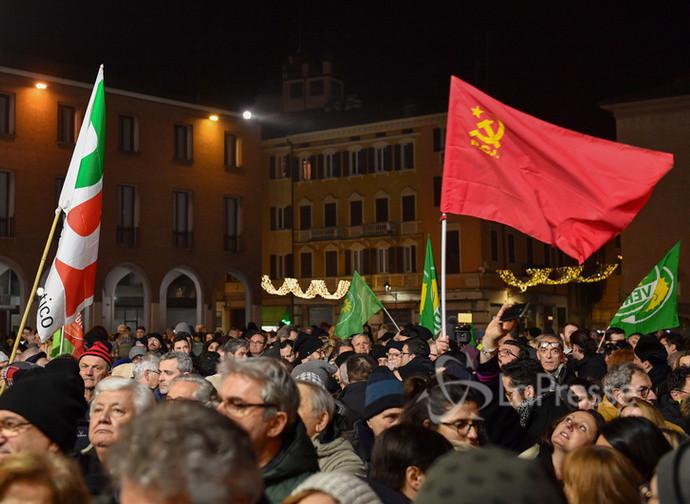 Festa per Bonaccini a Modena