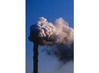 Record di gas serra. Ma il riscaldamento non c'è