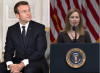 Messe, Macron irride i fedeli. Negli Usa Barrett decisiva