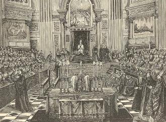 Vaticano I, una lettera… dal futuro