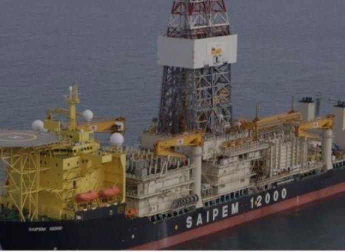La nave dell'Eni bloccata dai turchi