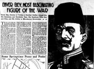 Enver Bey e il genocidio degli armeni