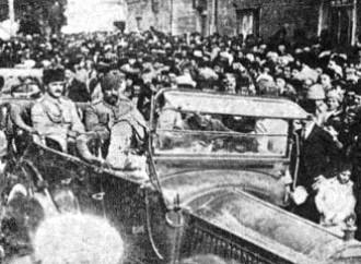 Enver, il genocida degli armeni ucciso dai sovietici