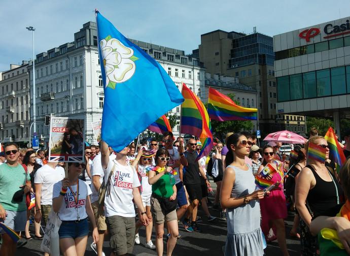 Equality March, Varsavia