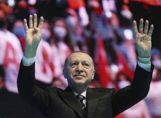 """Draghi e il """"dittatore"""" turco. Le parole hanno un peso"""