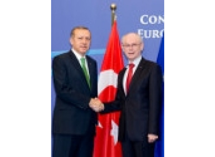 Erdogan e Van Rompuy