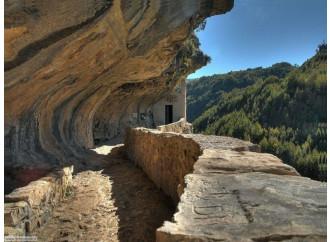 Gli eremi della Maiella, dove abita Cristo
