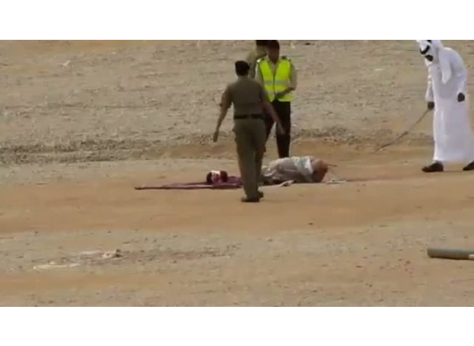 Arabia Saudita, decapitazione