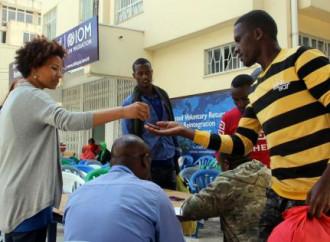 Unione Europea e Oim riportano a casa 1.400 emigranti etiopi