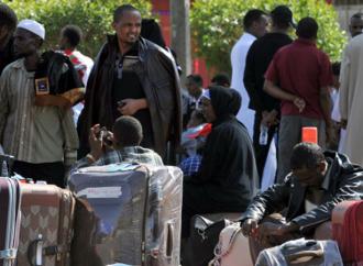 Prosegue il rimpatrio di decine di migliaia di cittadini etiopi emigrati illegalmente in Arabia Saudita