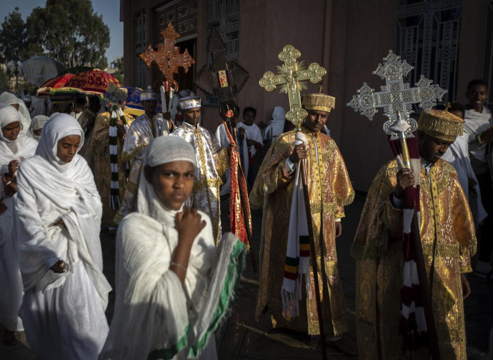 Etiopia, chiesa ortodossa