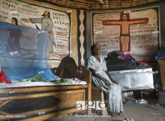 Sette chiese distrutte in Etiopia. Quattro chiese violate in Francia