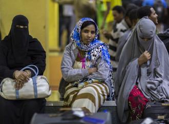 Arabia Saudita ed Emirati Arabi Uniti rimpatriano migliaia di cittadini etiopi