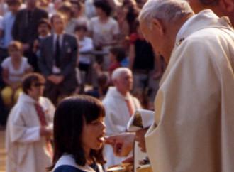 """Wojtyla: l'Eucaristia non sopporta """"diminuzioni"""""""