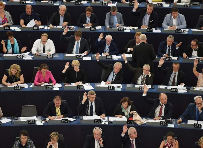 Il voto di ieri al Parlamento Europeo