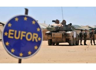 La solita aria fritta della Difesa Europea