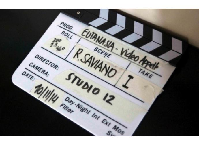 Un frame del filmato per l'eutanasia