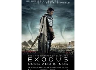 Exodus, che ci fa Mosè con la faccia di Batman?