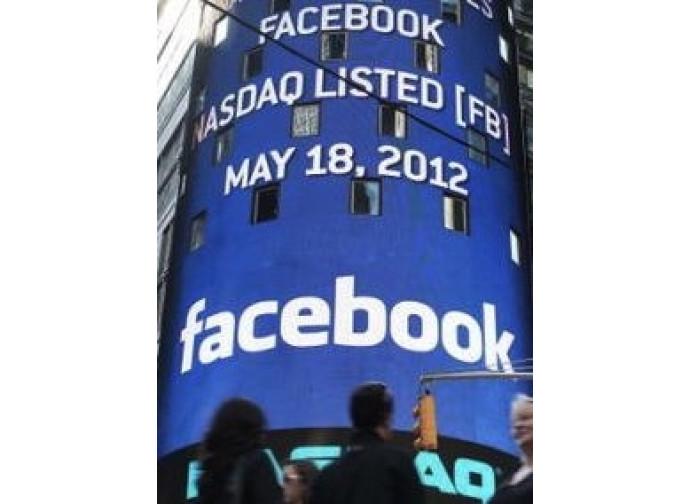 Il simbolo di Facebook