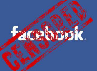 """Facebook oscura i """"fascisti"""", ma ignora la libertà di parola"""