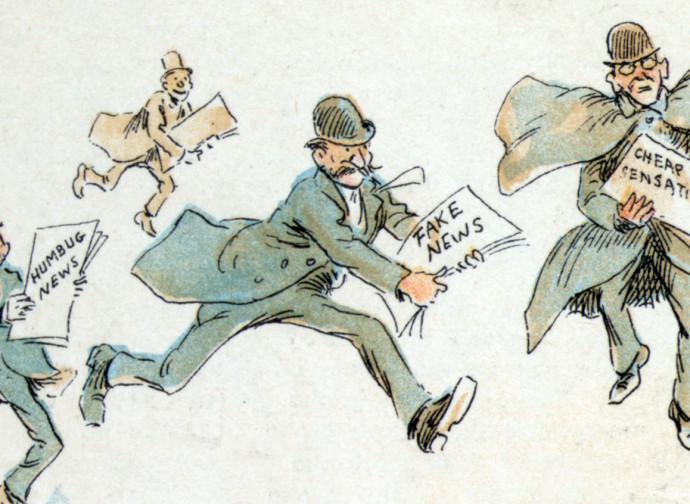 Fake News (nell'Ottocento)